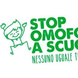 Stop omofobia a scuola