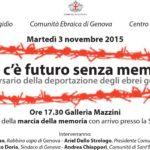 Arcigay Genova alla Marcia della Memoria 2015