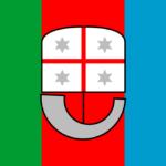 Il Gonfalone della Regione Liguria al Family Day