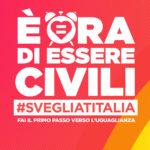 Unioni civili: manifestazione a Genova sabato 23 gennaio