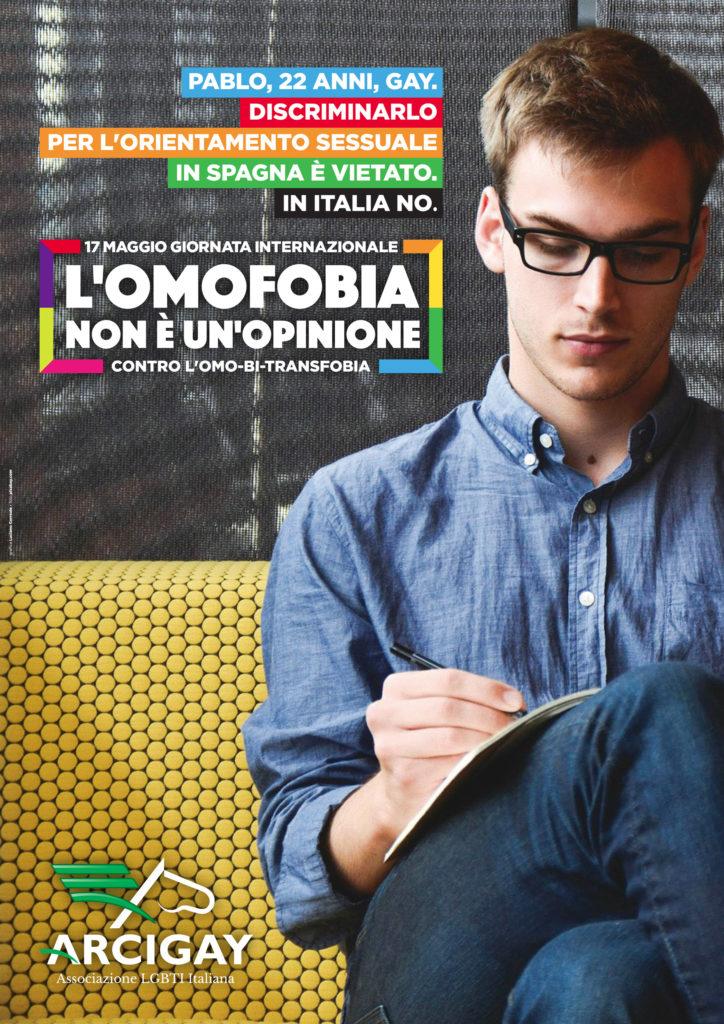 giornata contro omofobia 2016