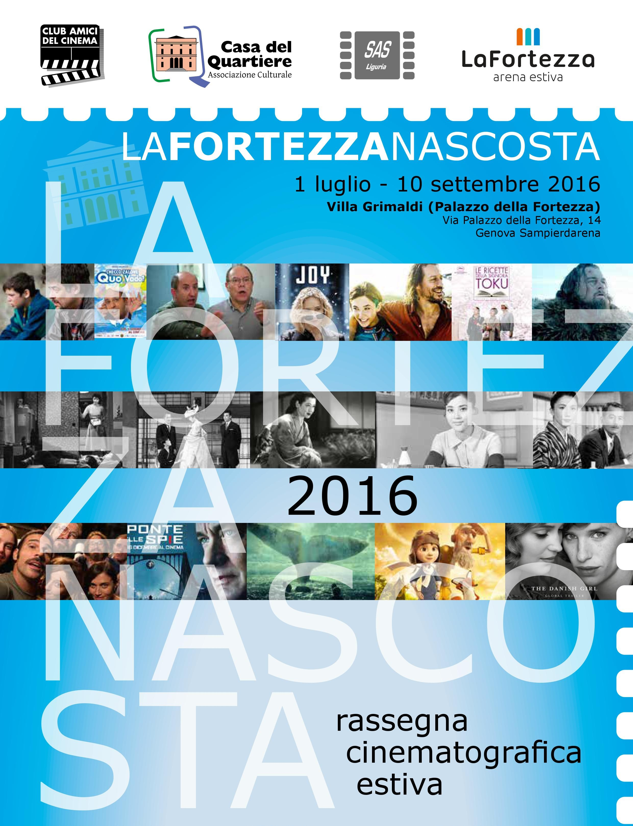 cinema la fortezza nascosta