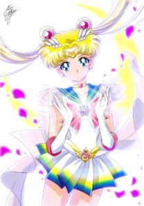 Marco Albiero - Sailor Moon