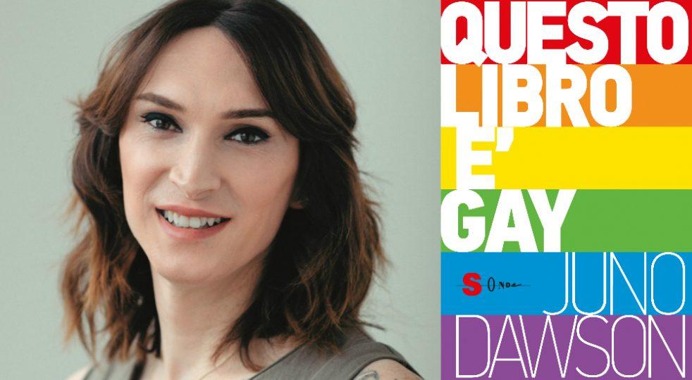 """""""Questo libro è gay"""" di Juno Dawson"""