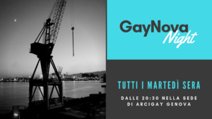 GayNova Night @ Arcigay Genova