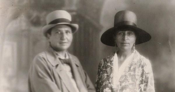Gertrude Stein e Alice Toklas