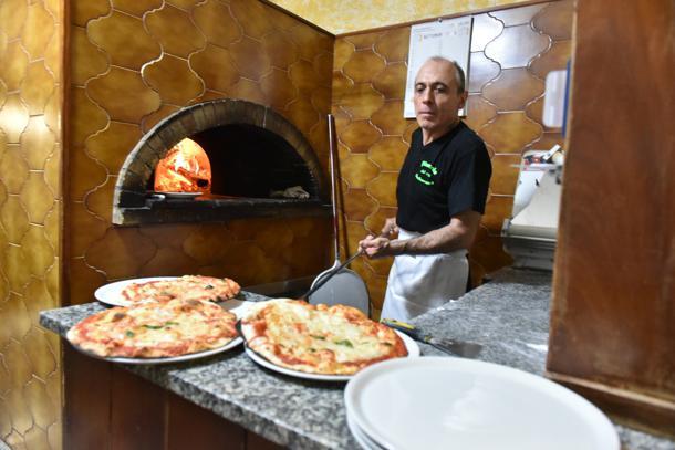 Pizzeria San Francesco Genova