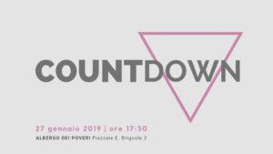 COUNTDOWN | Giorno della Memoria 2019 @ Albergo dei Poveri