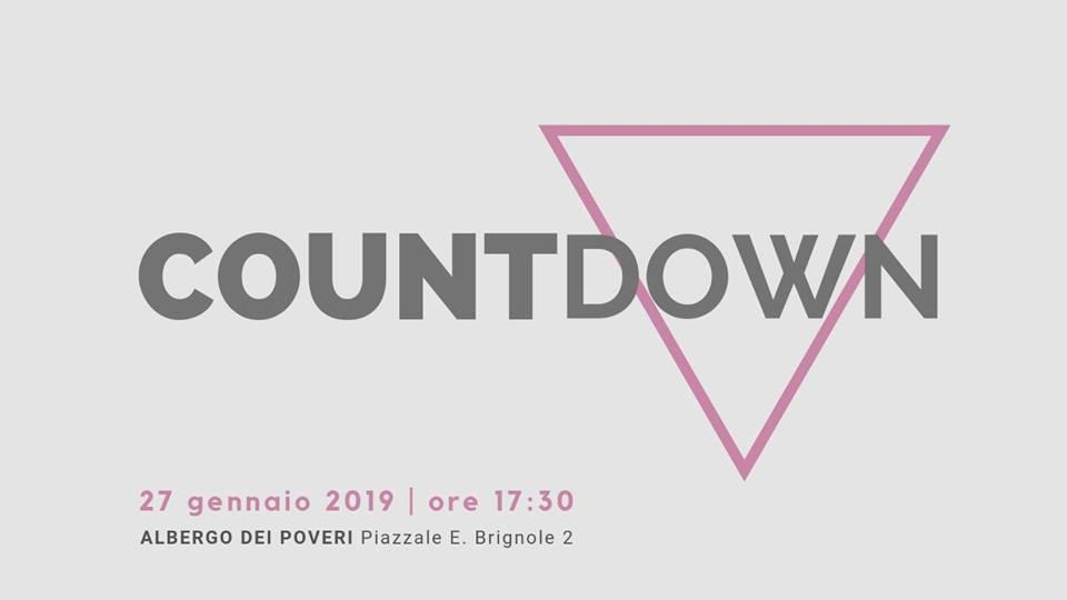 Countdown - Giorno della Memoria 2019