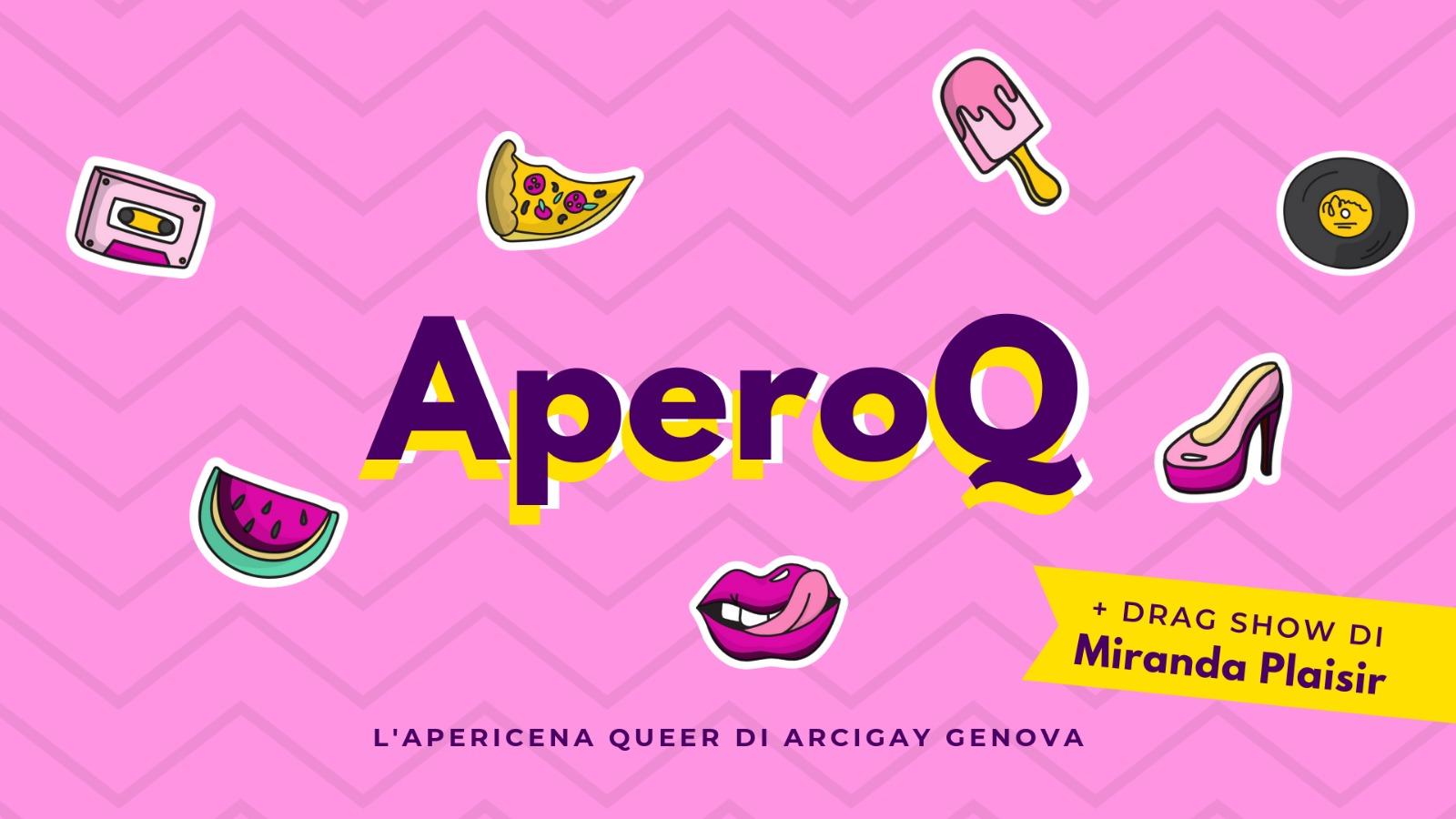 Apericena Queer