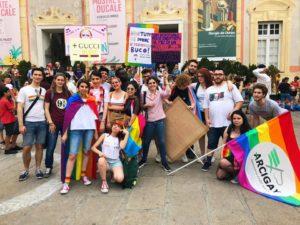 Gruppo Giovani Arcigay Genova @ Online