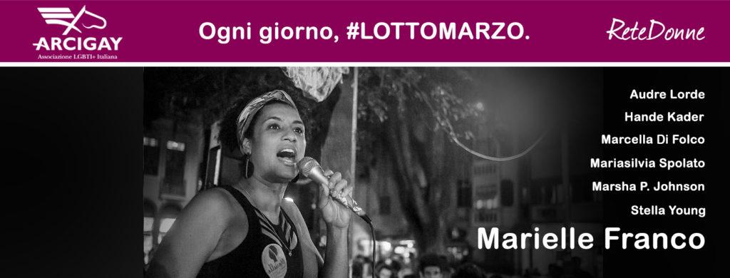 Ogni giorno #lottomarzo