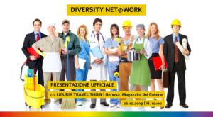 Diversity Net@Work: Una rete per costruire uguaglianza @ Magazzini del Cotone