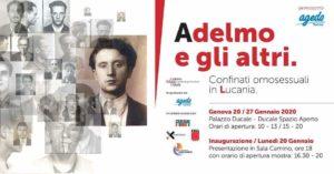 Adelmo e gli altri. Omosessuali al confino in Lucania. @ Palazzo Ducale
