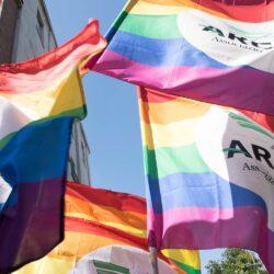 Bandiere Arcigay