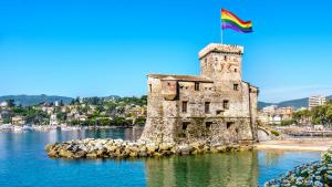 Aperitivo per una Rapallo Rainbow @ Rapallo